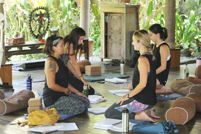 Yoga Training in Bali 200 hour