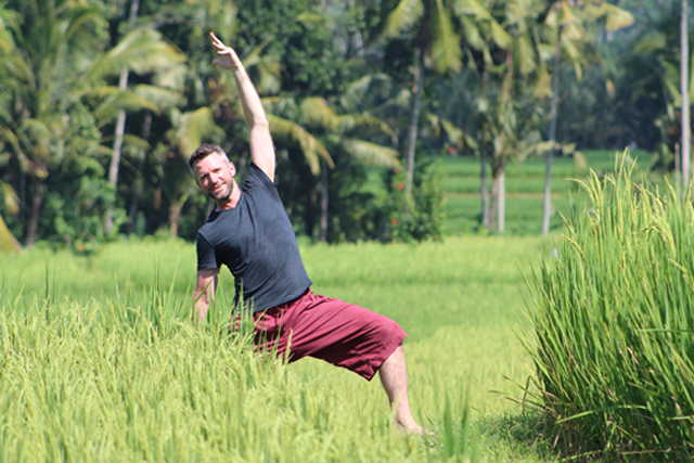 Yoga in Bali 300 hour training