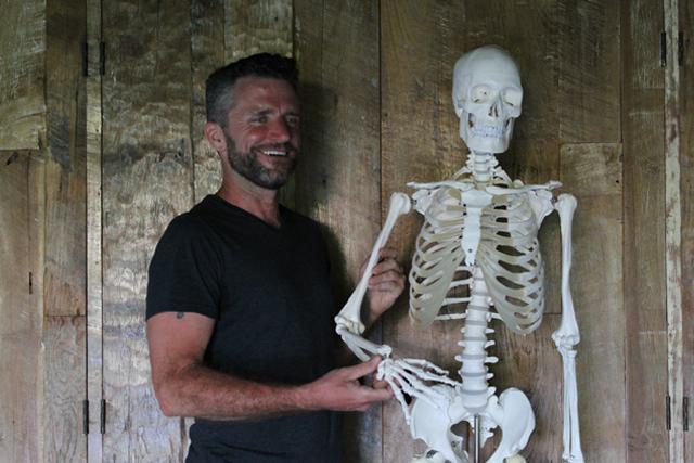 Yoga Training Anatomy