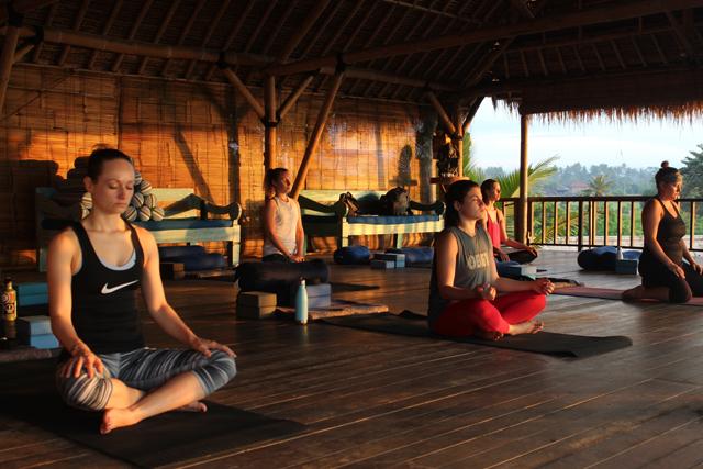 Bali Yoga Meditation
