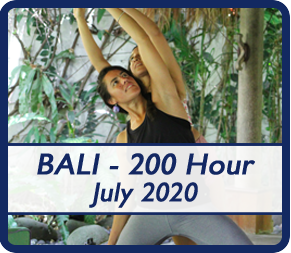 200 hour bali yoga training course