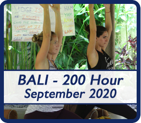 300 hour bali yoga training course