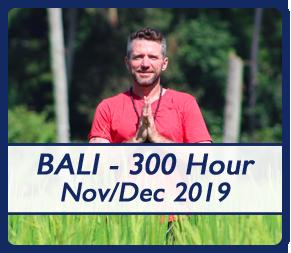 bali yoga training 300 hour
