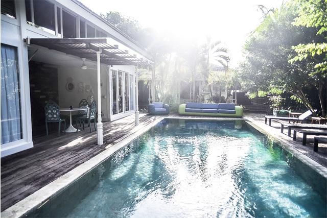 Samadi Canggu Pool