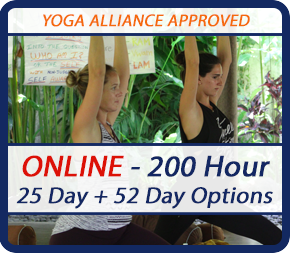 YOGA ALLIANCE ONLINE Yoga Teacher Training
